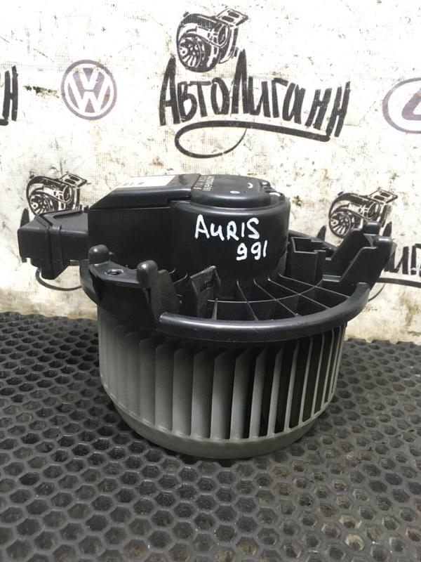 Моторчик печки Toyota Auris 4ZZ 2007 (б/у)