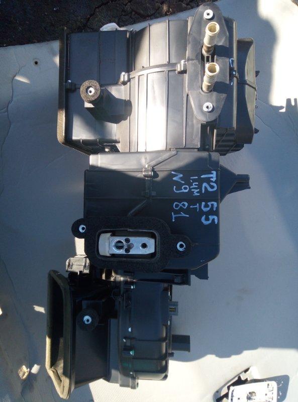 Корпус печки Chevrolet Aveo T 255 ХЭТЧБЕК F14D4 2009 (б/у)