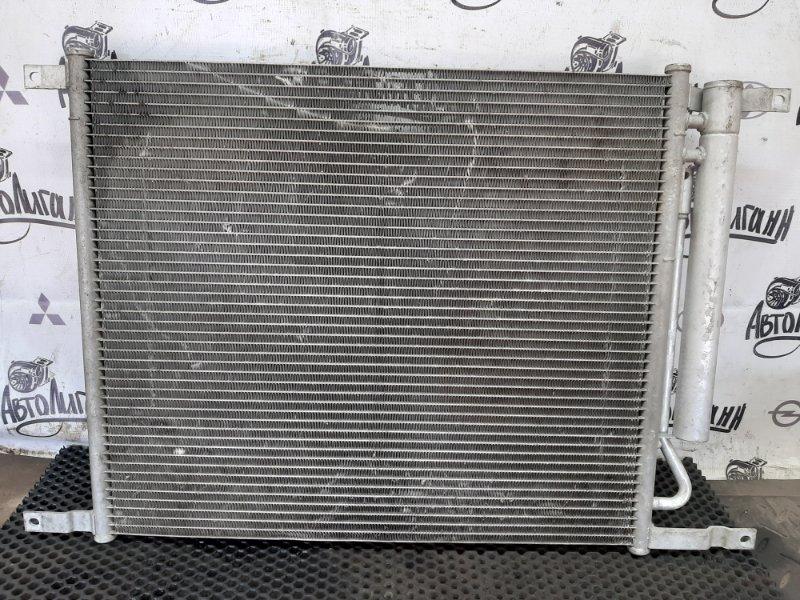 Радиатор кондиционера Chevrolet Aveo T 255 ХЭТЧБЕК F14D4 2009 (б/у)