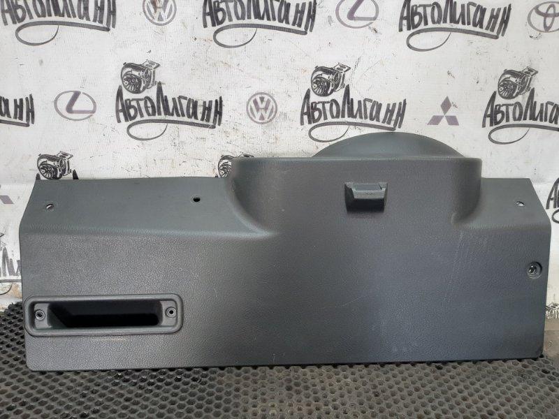 Обшивка крышки багажника Chevrolet Aveo T 255 ХЭТЧБЕК F14D4 2009 (б/у)