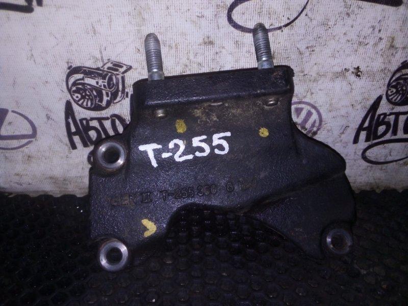 Кронштейн двигателя Chevrolet Aveo T 255 ХЭТЧБЕК F14D4 2009 (б/у)