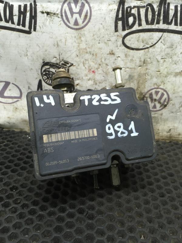 Блок abs Chevrolet Aveo T 255 ХЭТЧБЕК F14D4 2009 (б/у)
