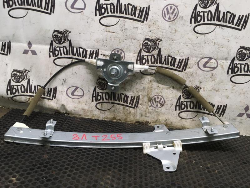 Стеклоподъемник Chevrolet Aveo T 255 ХЭТЧБЕК F14D4 2009 задний левый (б/у)