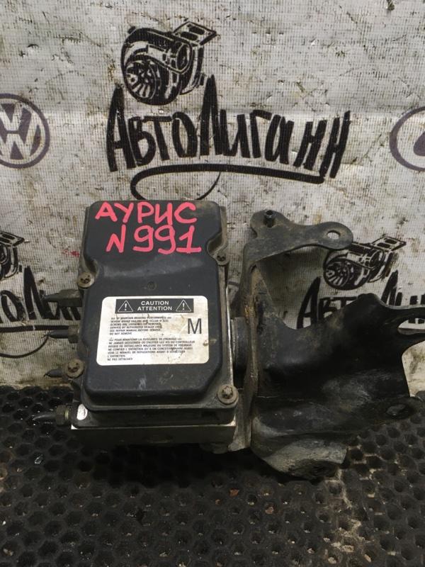 Блок abs Toyota Auris 4ZZ 2007 (б/у)