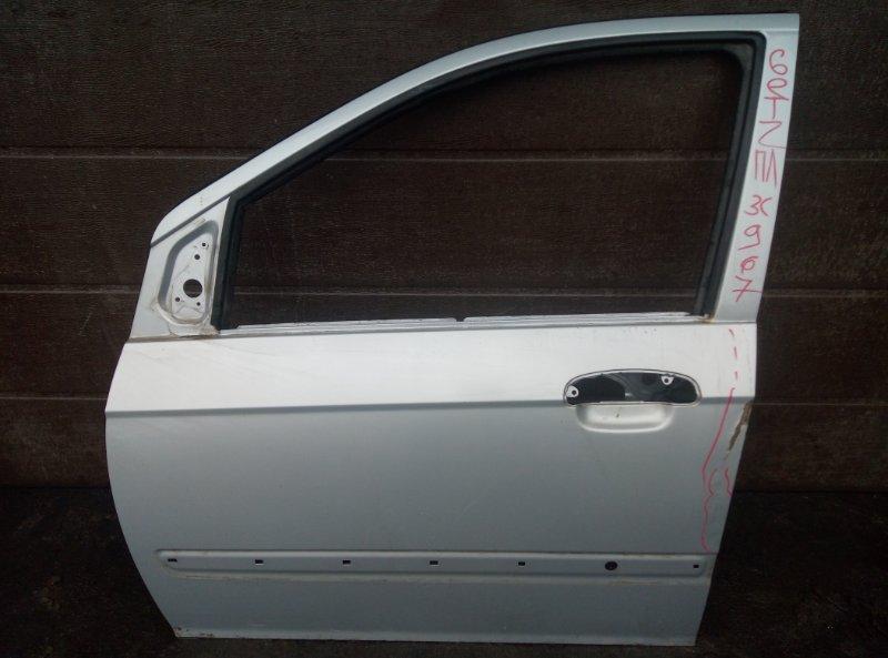 Дверь Hyundai Getz G4EE 2010 передняя левая (б/у)