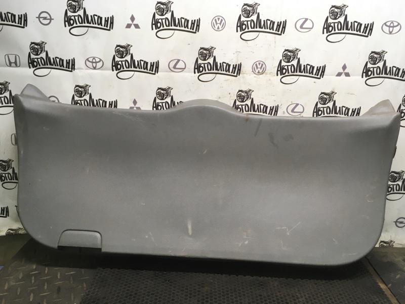 Обшивка крышки багажника Suzuki Sx 4 (б/у)