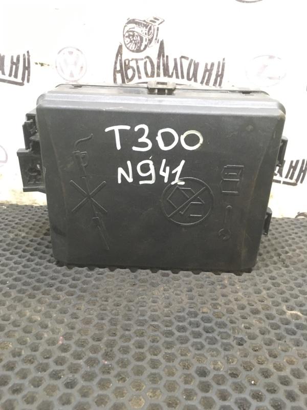 Блок предохранителей Chevrolet Aveo T300 СЕДАН F16D4 2013 (б/у)