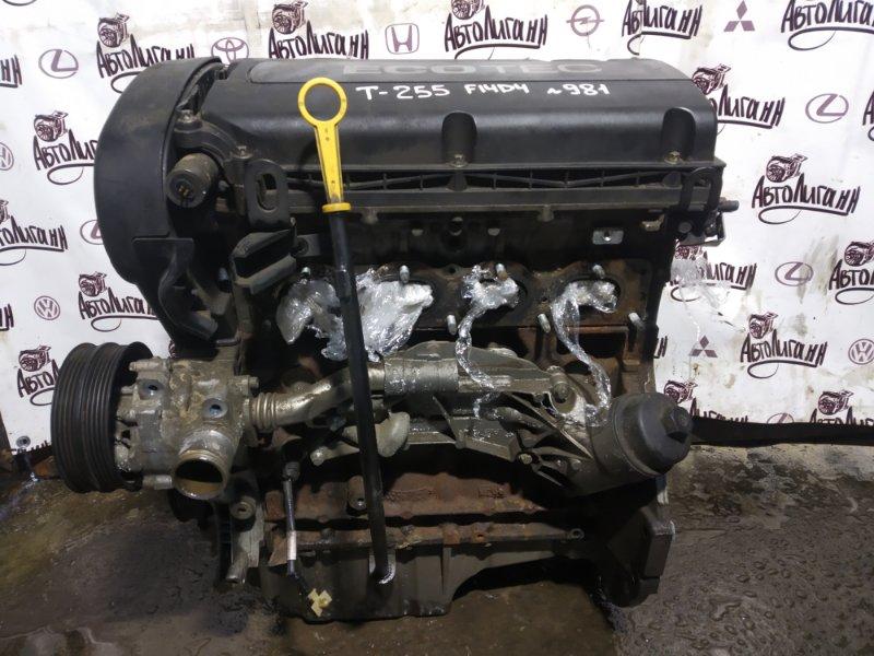 Двигатель Chevrolet Aveo T 255 ХЭТЧБЕК F14D4 2009 (б/у)