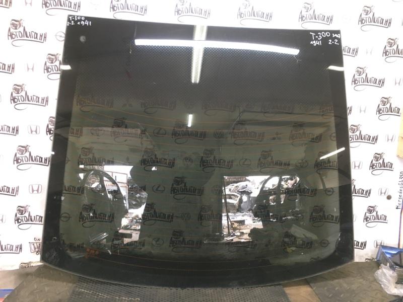 Стекло Chevrolet Aveo T300 СЕДАН F16D4 2013 заднее (б/у)