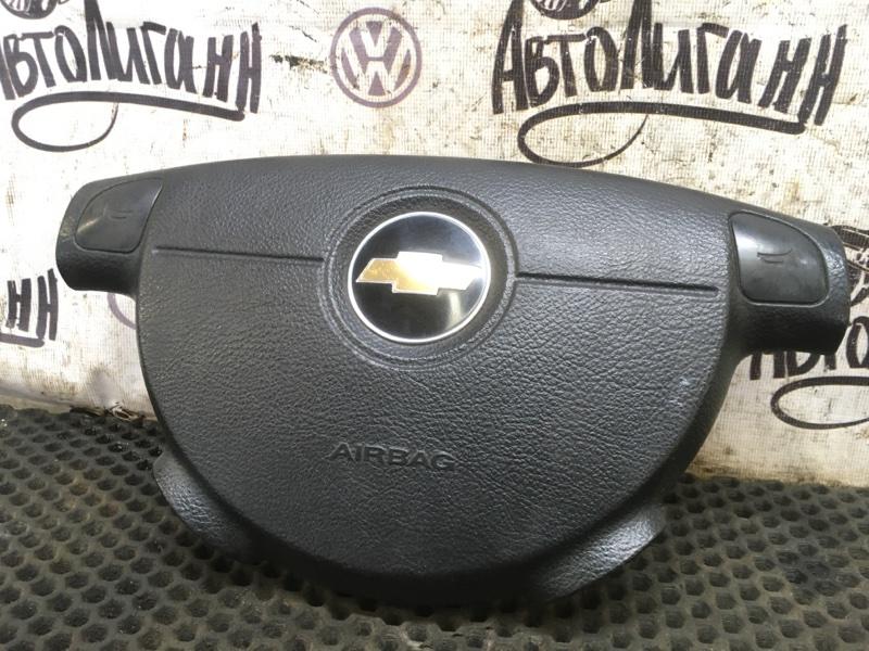 Подушка в руль Chevrolet Aveo T 250 F14D3 2007 (б/у)