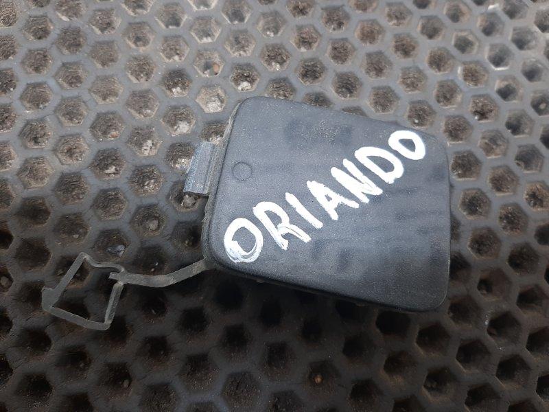 Заглушка бампера Chevrolet Orlando F18D4 2012 (б/у)