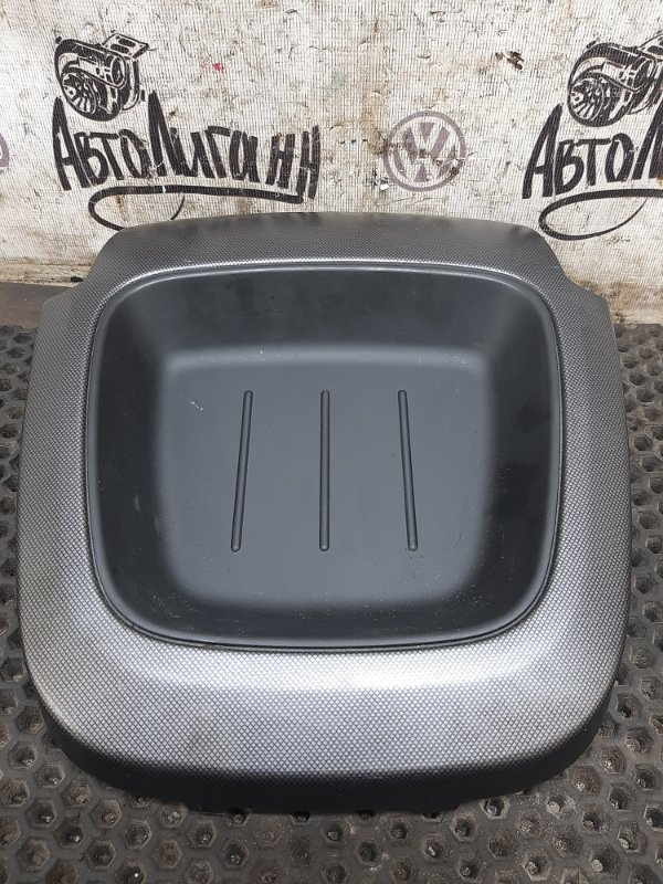 Накладка торпеды Chevrolet Aveo T300 СЕДАН F16D4 2013 (б/у)
