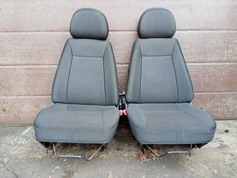 Сиденье Chevrolet Niva 2123 2008 переднее (б/у)