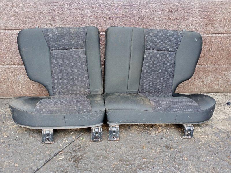 Сиденье Chevrolet Niva 2123 2008 заднее (б/у)