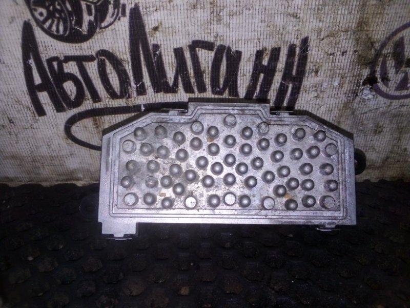 Резистор печки Volkswagen Tiguan 2.0 2009г (б/у)