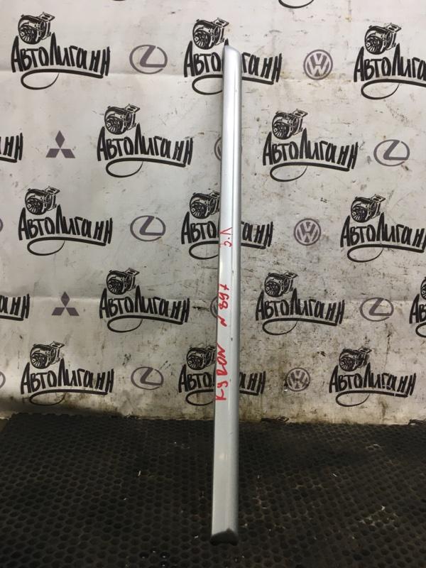 Молдинг на дверь Ssang Yong Kyron D20DT 2010 задний левый (б/у)
