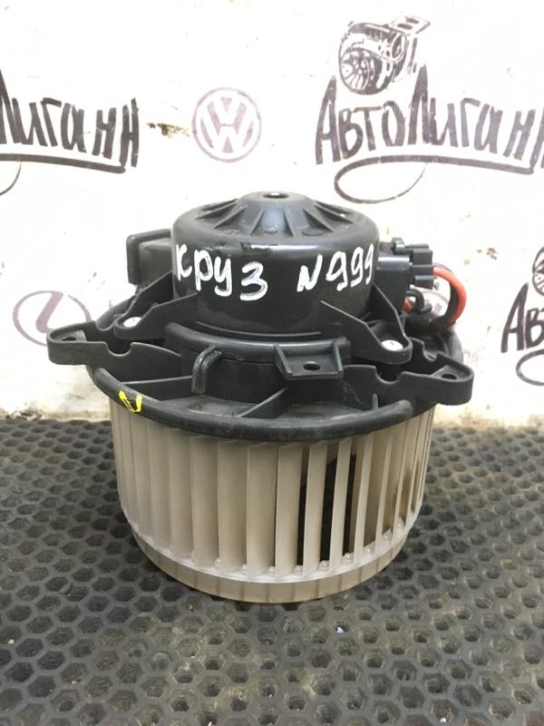 Моторчик печки Chevrolet Cruze СЕДАН F16D3 2012 (б/у)
