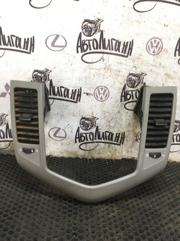 Накладка консоли Chevrolet Cruze СЕДАН F16D3 2012 (б/у)
