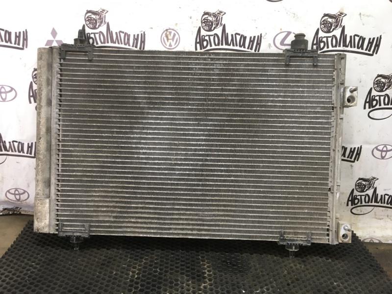 Радиатор кондиционера Peugeot 408 EP6 2012 (б/у)