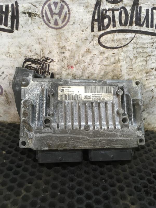Блок управления акпп Peugeot 408 EP6 2012 (б/у)