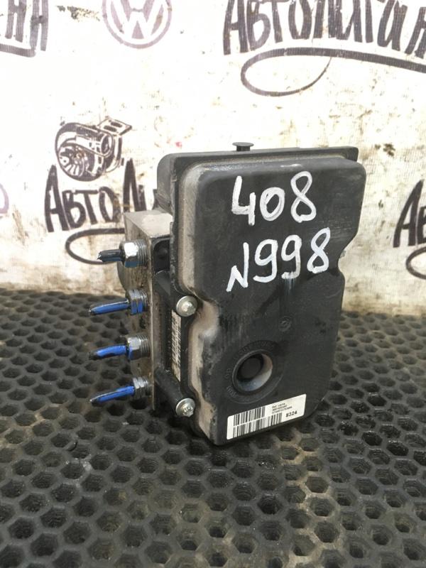 Блок abs Peugeot 408 EP6 2012 (б/у)