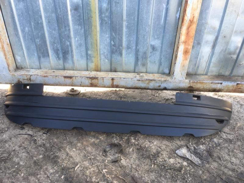 Решетка радиатора Peugeot 408 EP6 2012 нижняя (б/у)