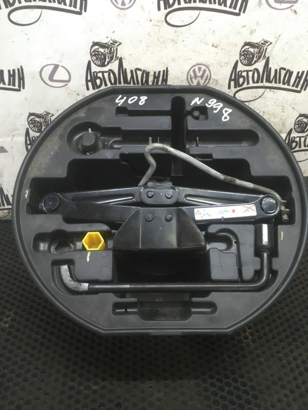 Домкрат Peugeot 408 EP6 2012 (б/у)