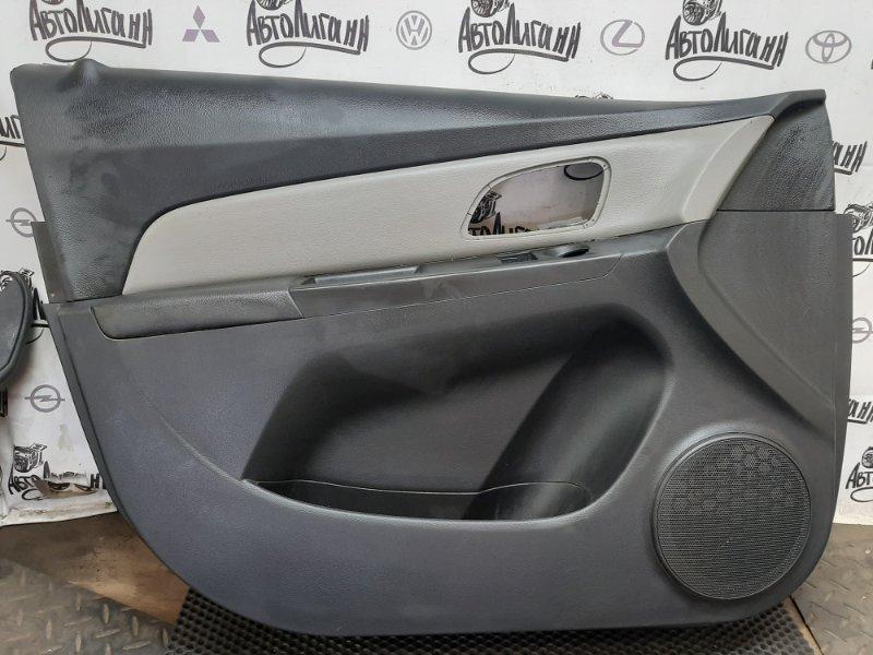 Обшивка двери Chevrolet Cruze СЕДАН F16D3 2012 (б/у)