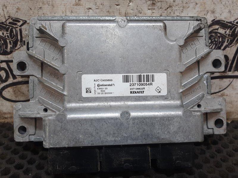 Блок управления двигателем Renault Logan 2 K7MA812 2018 (б/у)