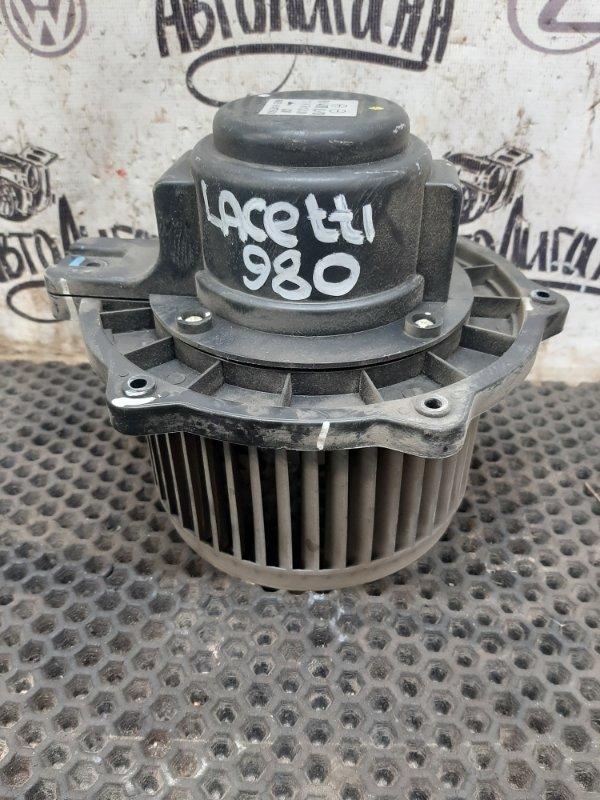 Моторчик печки Chevrolet Lacetti СЕДАН F14D3 2011 (б/у)