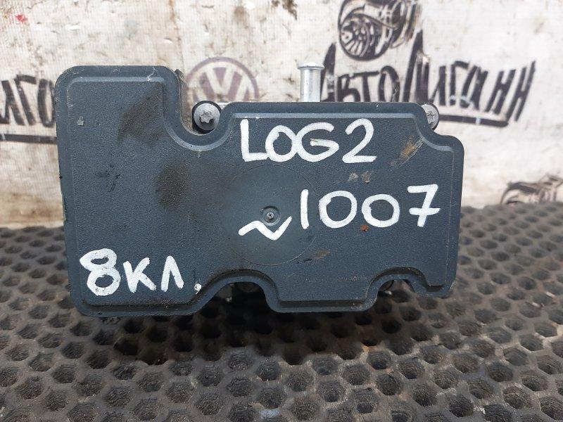 Блок abs Renault Logan 2 K7MA812 2018 (б/у)