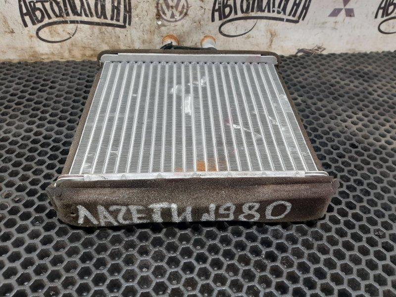 Радиатор печки Chevrolet Lacetti СЕДАН F14D3 2011 (б/у)