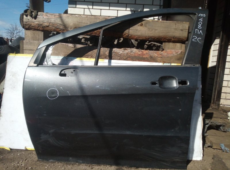 Дверь Peugeot 408 EP6 2012 передняя левая (б/у)