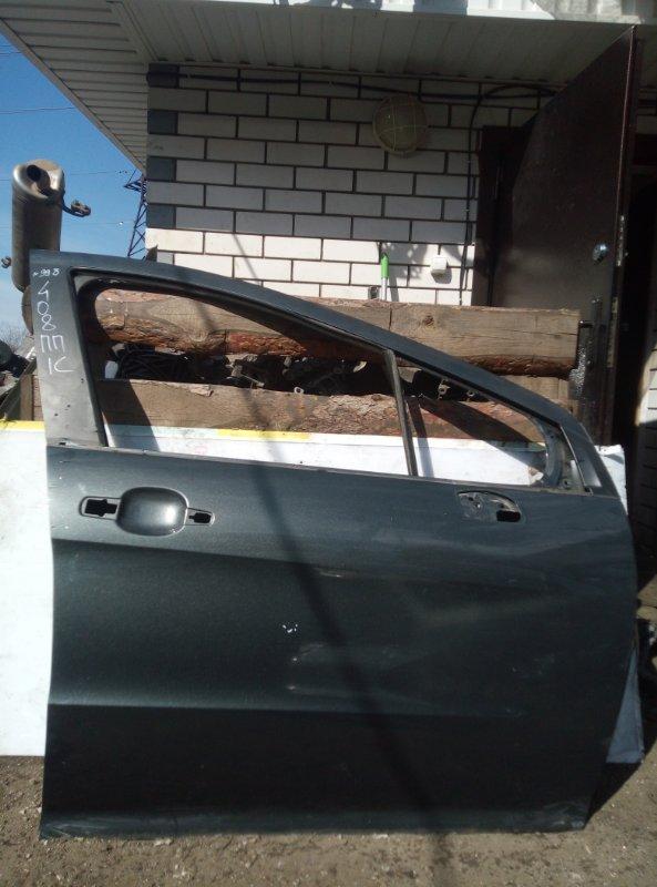Дверь Peugeot 408 EP6 2012 передняя правая (б/у)