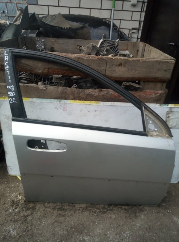 Дверь Chevrolet Lacetti СЕДАН F14D3 2011 передняя правая (б/у)
