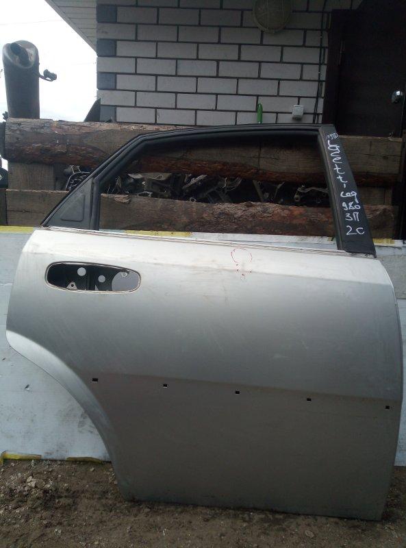 Дверь Chevrolet Lacetti СЕДАН F14D3 2011 задняя правая (б/у)