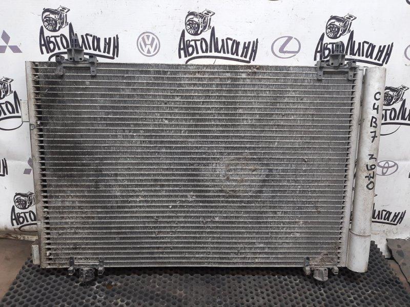 Радиатор кондиционера Citroen C4 B7 СЕДАН EP6CDTMD 2014 (б/у)