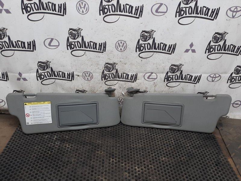 Козырек солнцезащитный Chevrolet Lacetti СЕДАН F14D3 2011 (б/у)