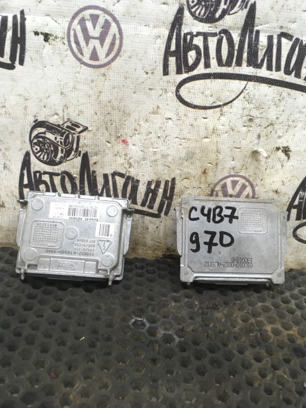 Блок розжига Citroen C4 B7 СЕДАН EP6CDTMD 2014 (б/у)