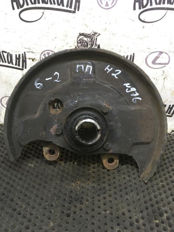 Кулак поворотный (цапфа) Great Wall Hover H2 4G64S4M 2008 передний правый (б/у)