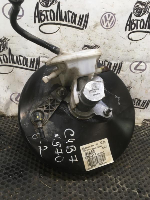 Вакуумный усилитель тормозов (вут) Citroen C4 B7 СЕДАН EP6CDTMD 2014 (б/у)