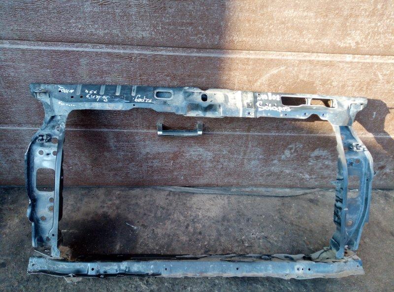 Телевизор (суппорт радиаторов) Hyundai Solaris ХЭТЧБЕК G4FA 2011 (б/у)