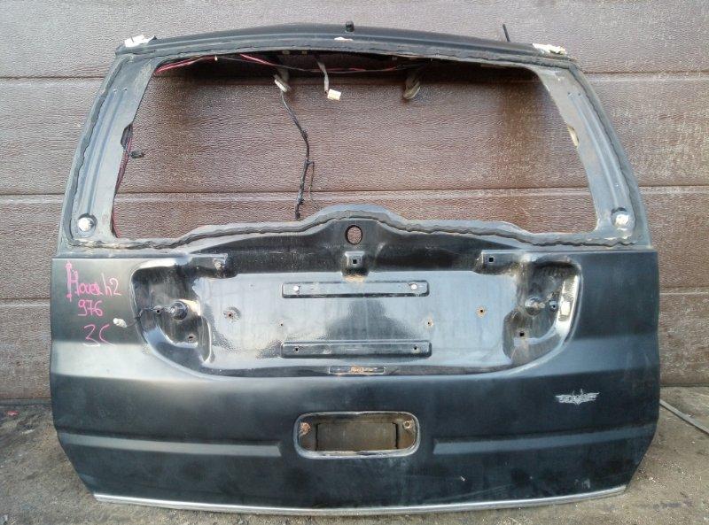 Крышка багажника Great Wall Hover H2 4G64S4M 2008 (б/у)