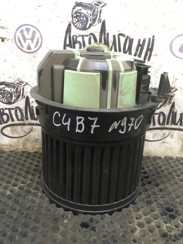Моторчик печки Citroen C4 B7 СЕДАН EP6CDTMD 2014 (б/у)