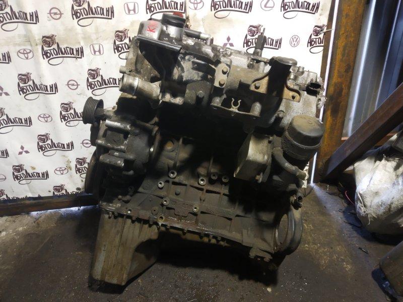 Двигатель Ssang Yong Kyron D20DT 2010 (б/у)