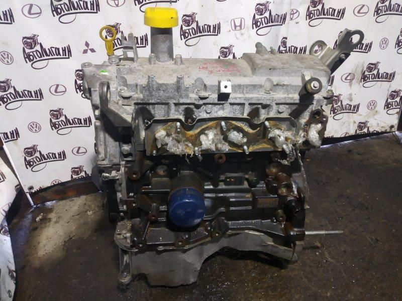 Двигатель Renault Logan 2 K7MA812 2018 (б/у)
