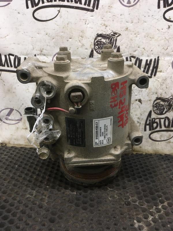 Компрессор кондиционера Great Wall Hover H5 4G69S4N 2012 (б/у)
