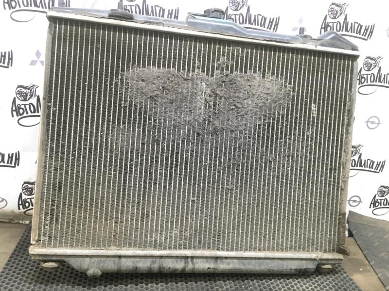 Радиатор охлаждения Great Wall Hover H5 4G69S4N 2012 (б/у)