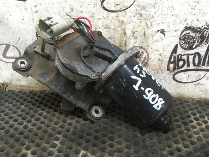 Мотор дворников Great Wall Hover H5 4G69S4N 2012 передний (б/у)