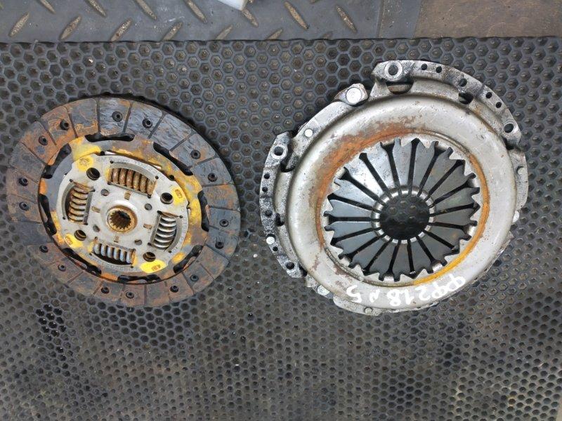 Сцепление (комплект) Ford Focus 2 QQDB 2008 (б/у)